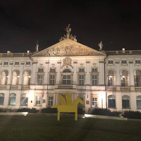 Красивый дворец!