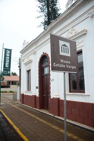 Sao Borja, RS: Museu de Getúlio Vargas, São Borja, RS