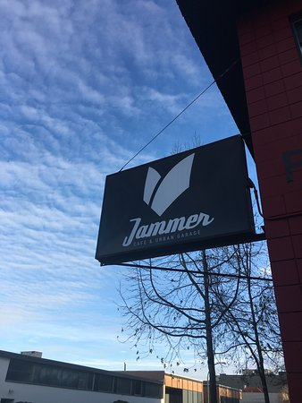 We are in love with Jammer Cafe