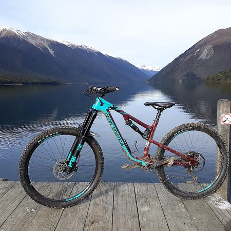 Nelson-Tasman Region, New Zealand: Bike trails galore, Nelson lakes and the Abel Tasman