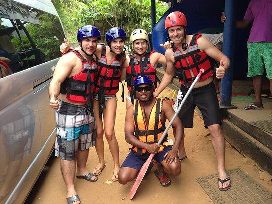 Kithulgala White water rafting