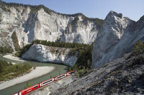 3-tägige Glacier Express-Tour ab...