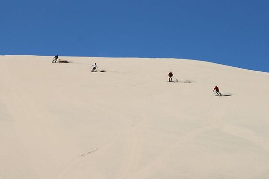 Half-Day Sand Boarding or Sand Skiing...