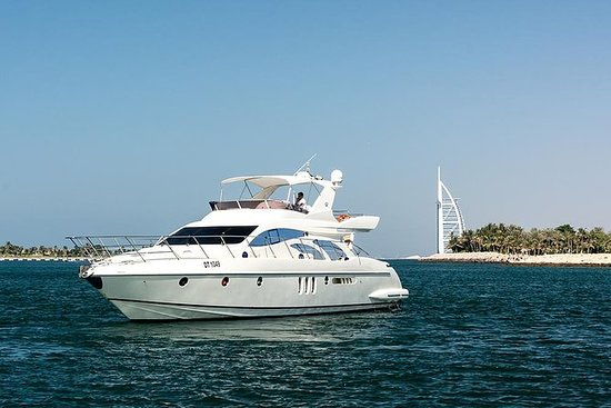 Luksus Yacht Azimuth 62 meter i...
