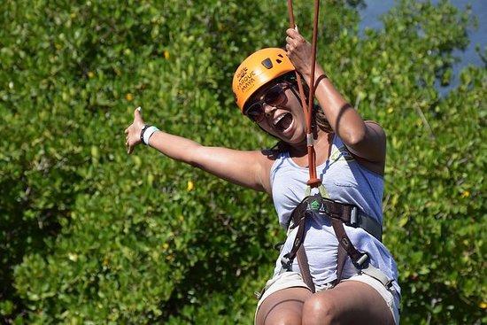 Parque Maya Tours: Zipline & Mangrove...