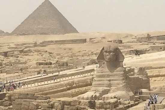 Pirámides egipcias rápidas y fáciles...