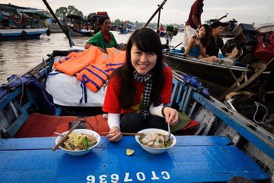 Mercato galleggiante di Cai Rang a