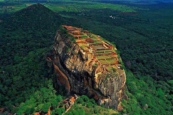 Privétour naar het Sigiriya-rotsfort ...