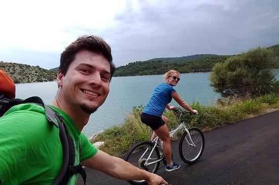 Die Schnorchel-Strandradtour
