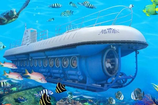 Bali Submarine Tour with Water Palace...