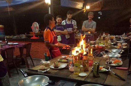 Scuola di cucina Thai Charm di Krabi