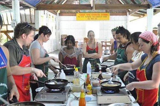Ya's Krabi Thai Kochschule