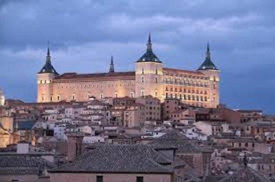 privat tur Toledo Segovia avila...