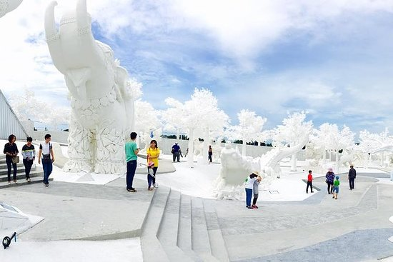 Frost Magical Ice Of Siam Tour from...