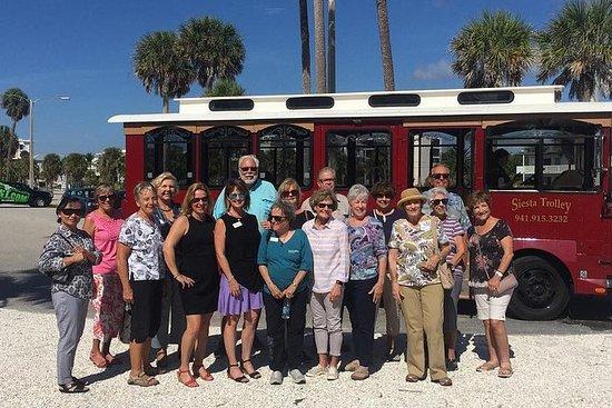Sights & Sins Trolley Tour di Sarasota
