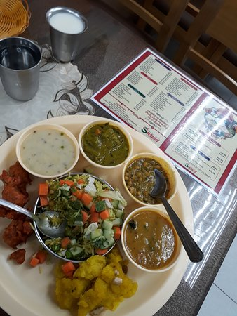 best vegetarian food Singapore