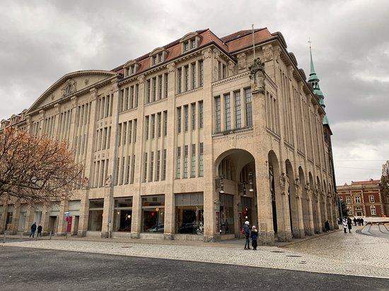 Gorlitz, ألمانيا: Vnější pohled