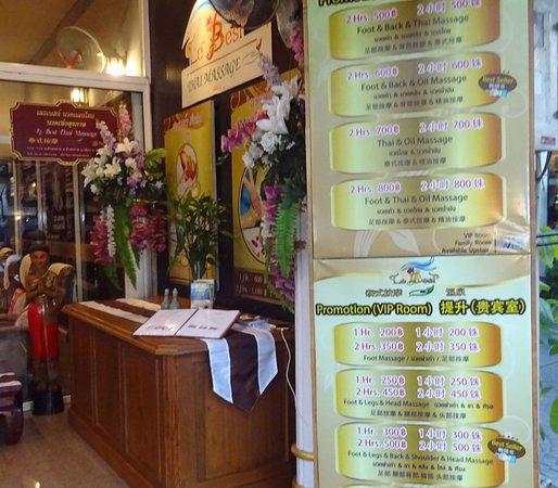 thaimassage recension massage skellefteå