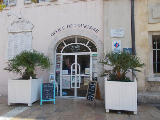 Office de Tourisme de Toulon