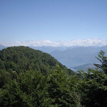 Da Laveno al Passo di Cuvignone
