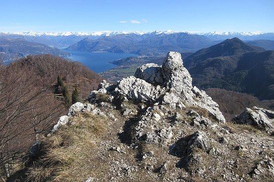 Laveno-Mombello, Italy: Anello Val Buseggia