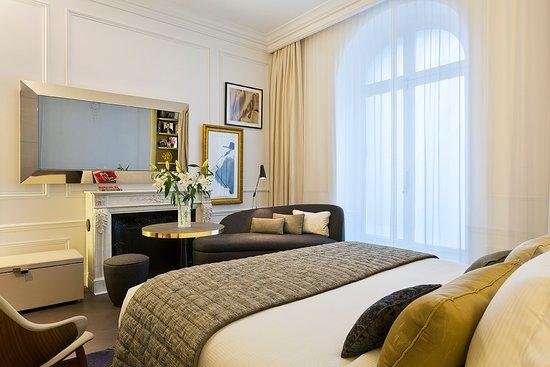 Guest room - Изображение La Clef Champs-Elysees Paris, Париж - Tripadvisor