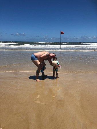 Cana Brava All Inclusive Resort: Praia