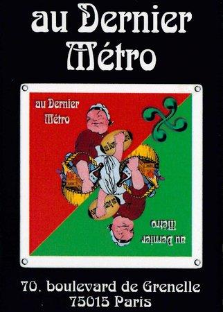 Au Dernier Metro: Foto 1
