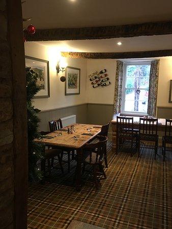 Kilve, UK: nice eating area