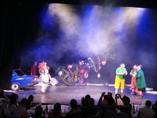 Licedei Clown & Mime Theater