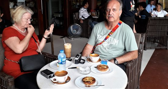 Coffe and cakes