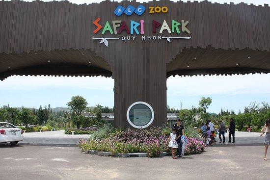 Binh Dinh Province, Vietnam: go to Quy Nhon, visit safari park. call me book ticker