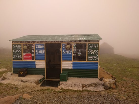 Major Adventures The Sani Pass Specialists: Local Trading Store