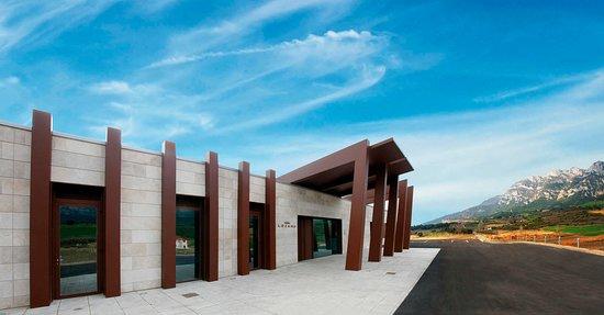 Province of Alava, Spain: Entrada principal