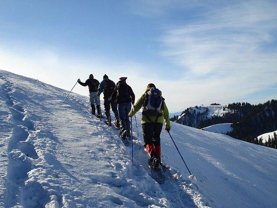 Schneeschuh Trail