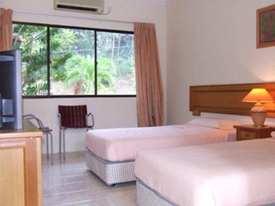 Deluxe Room at Rainforest Resort