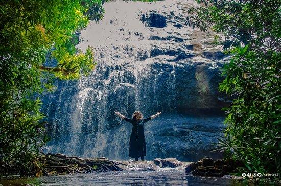 Aanachadikuth Waterfalls