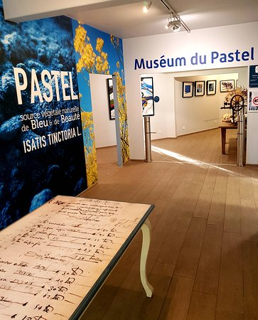 Terre de Pastel Museum