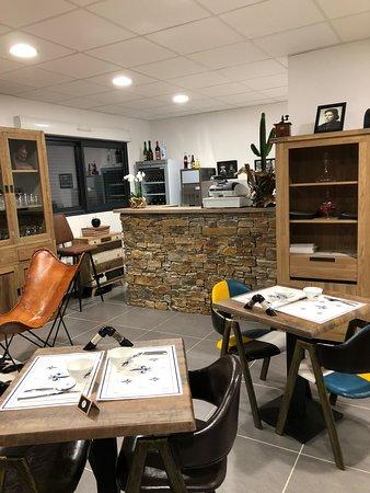 Haute-Corse, ฝรั่งเศส: Galettes de sarrasin et crepes de froment