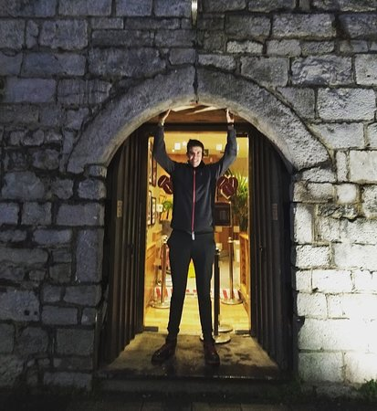 Galway City Walking Tours: At 7 foot tall, I think this was the tallest tale I ever told on my walking tours.