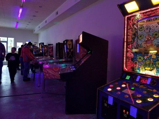 Fireball Arcade