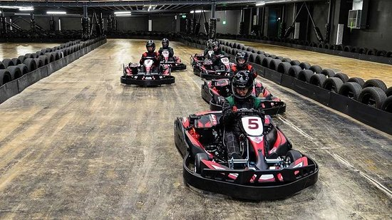 Leicestershire, UK: Teamsport Karting Leicester