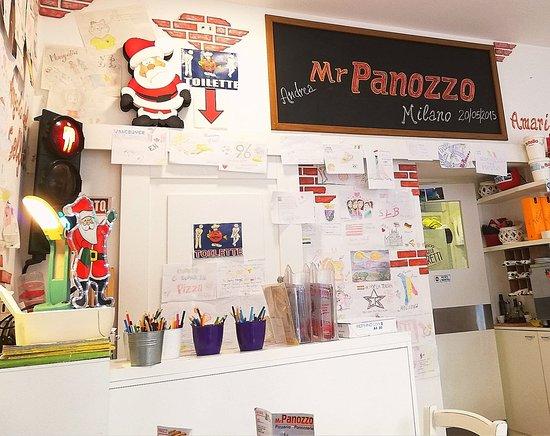 Mr Panozzo.