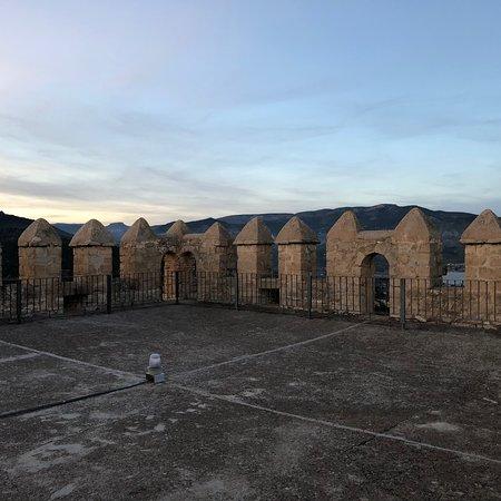 Moratalla, España: Magníficas vistas desde la torre