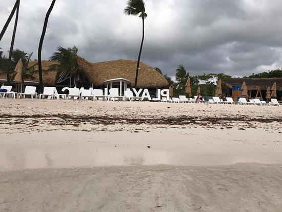 Playa Blanca Restaurant: Restaurante Playa Blanca