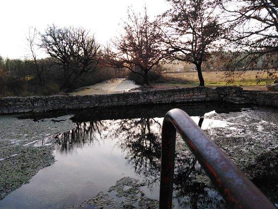 Le Caldane: Caldane d'inverno