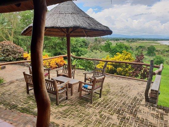 Nkhotakota, Malawi: My morning view