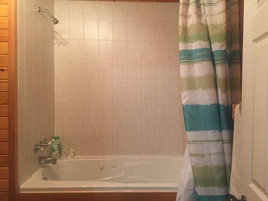 Notre Dame des Bois, Canada: Salle de bain