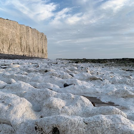 Фотография Birling Gap and the Seven Sisters
