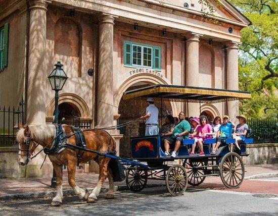 Charleston Tour Pass   Multi-Attraction Pass
